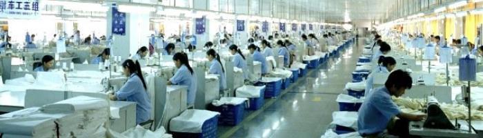 Бизнес с Китаем: доставка мужской одежды