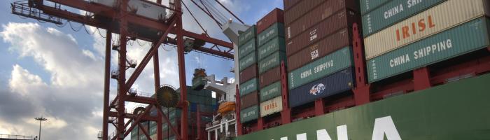 Прямые поставки товаров из Китая